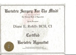 Bariatric Hypnotist