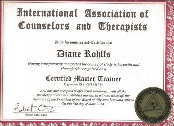 IACT MASTER TRAINER CERTIFICATION