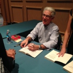 Brain Weise Signing my book – Chicago 2014