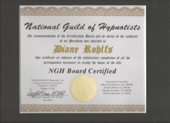 NGH Board Certification